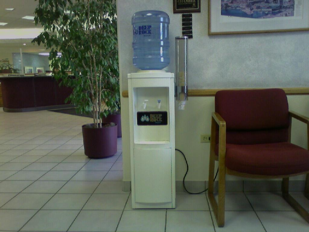 Water Cooler.Chats