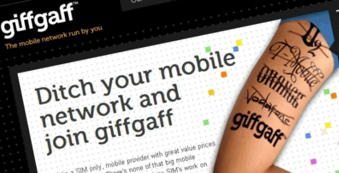 GiffGaff Review
