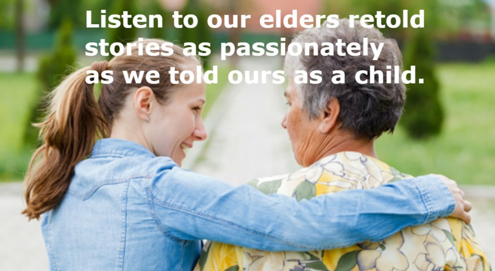 How well do you listen to your elders?