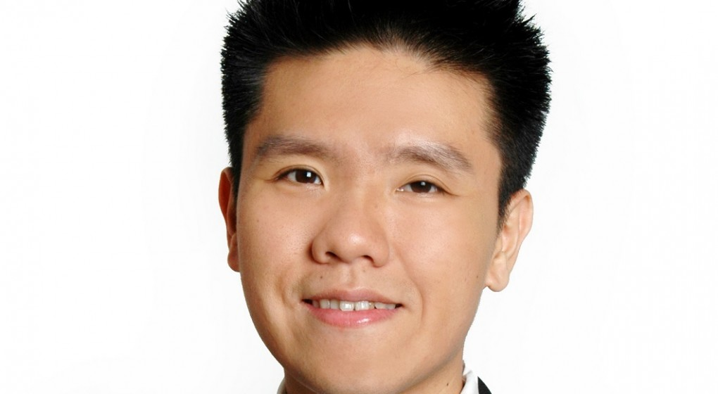 Benjamin Loh, Gen Y based in Singapore.