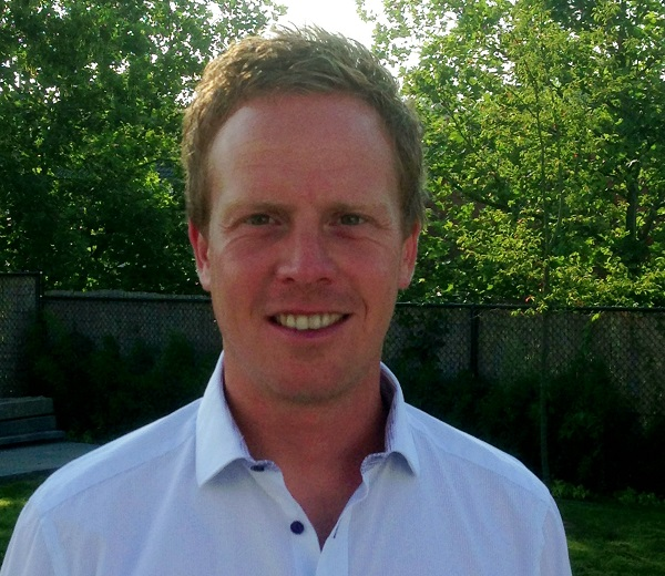 Generation Y Hans Balmaekers, founder of sa.am, based in the Netherlands.