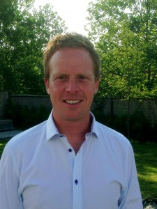 Hans Balmaekers, founder of sa.am, based in the Netherlands. Generation Y