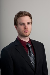 Matthew Gordon, Law Student at the University of Alberta in Canada.